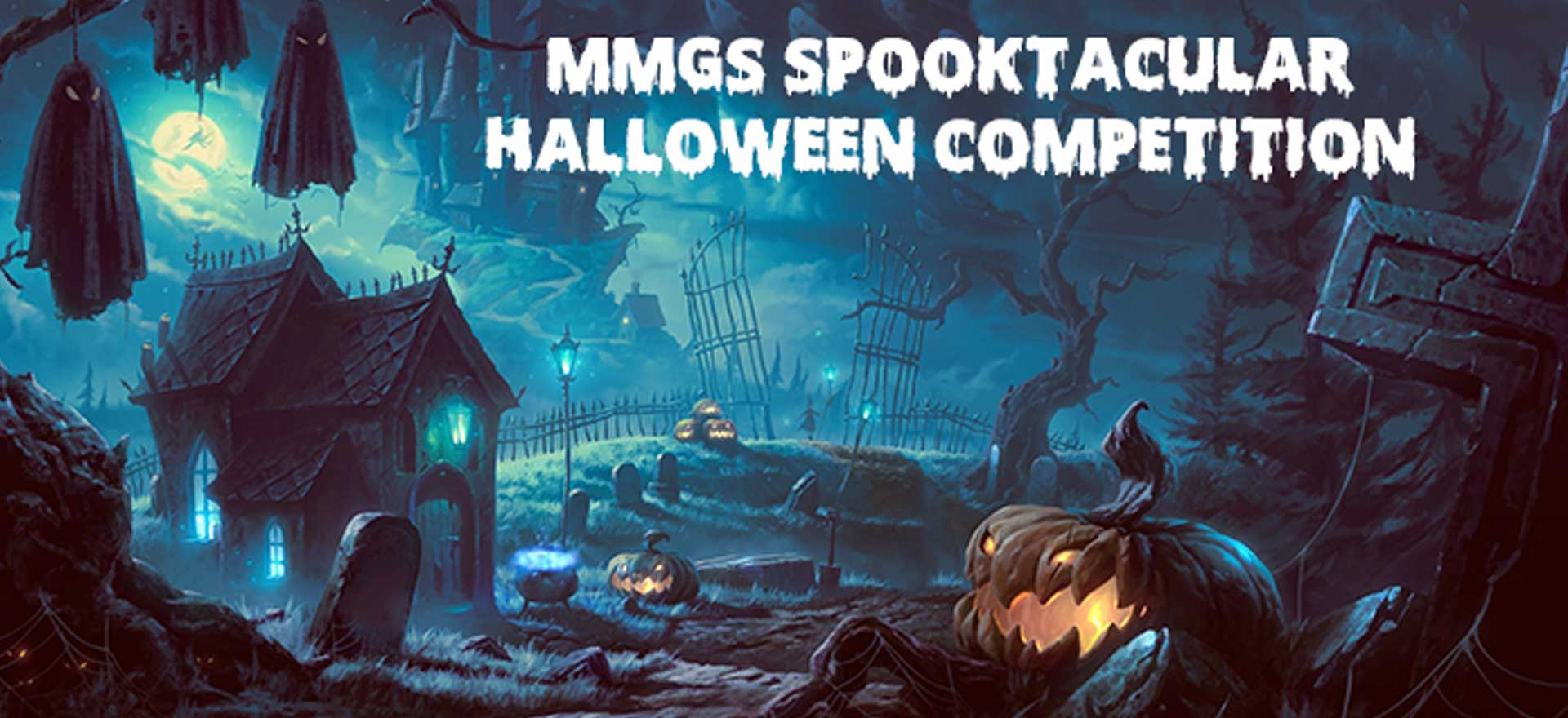 M Media Group Halloween Competition
